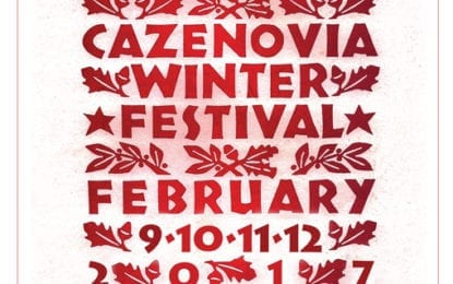 What's happening in Caz this weekend? WinterFest!