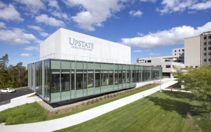 Upstate celebrates opening of cord blood bank