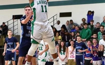 Ludden boys hoops tops Grimes again
