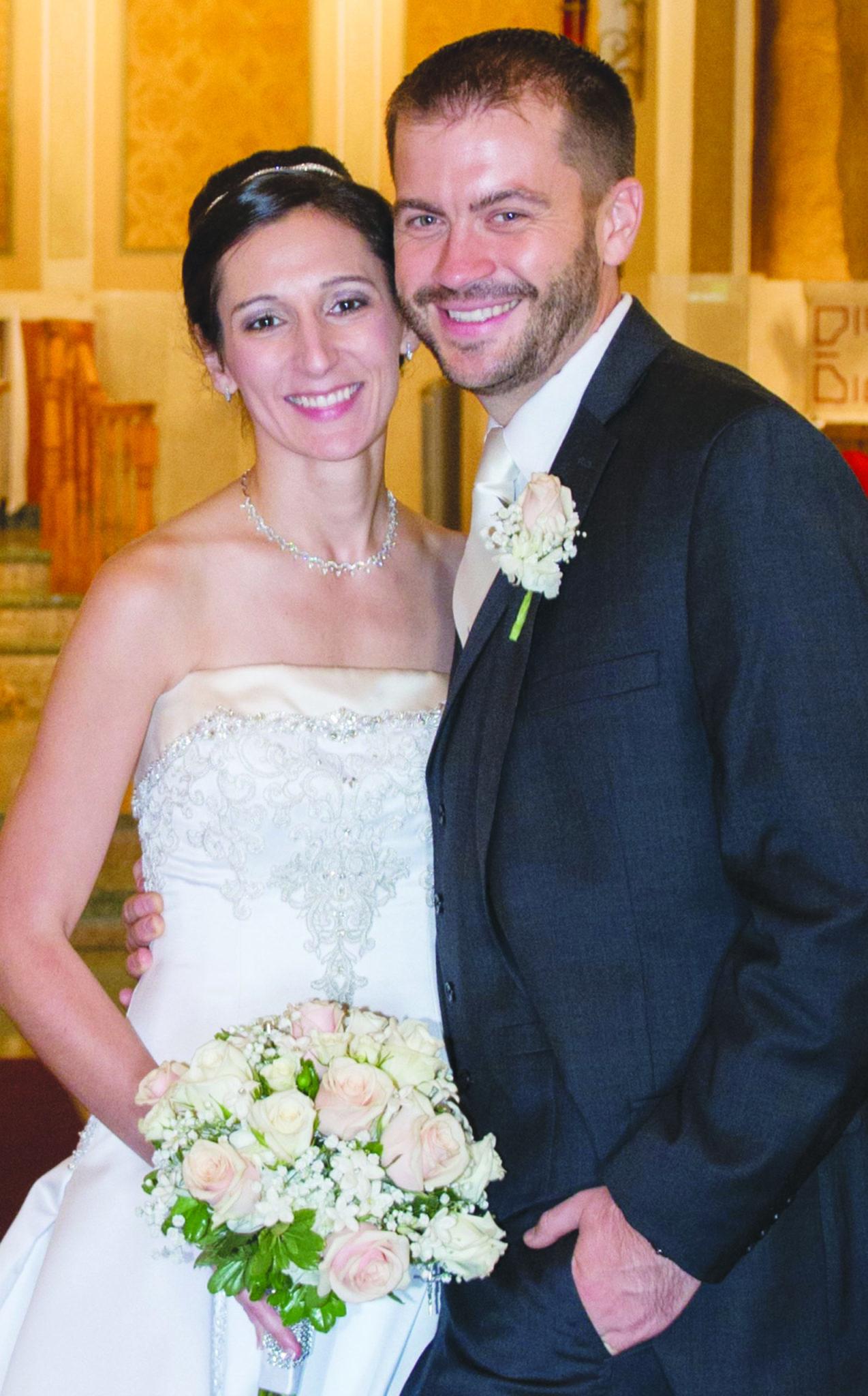 Zito, Hattersley wed