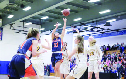 Girls Warriors fall to West Genny in sectional final