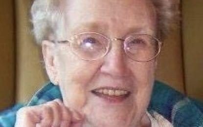 R. Arlene Goodfellow, 94