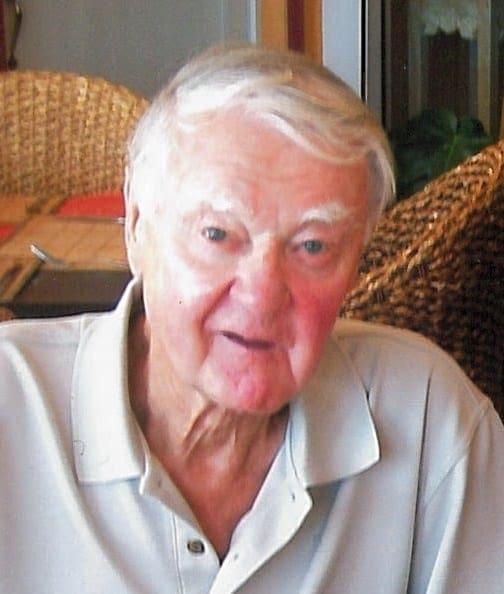 Donald C. Rogers, 89