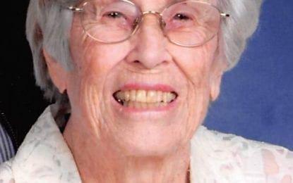 Roberta Harrington, 92