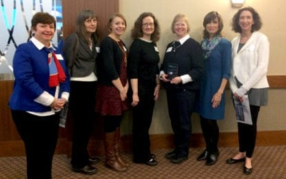 Library director Betsy Kennedy named nonprofit Executive of the Year