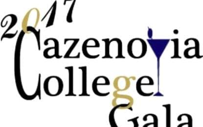 Cazenovia College seniors preparing for the second annual gala