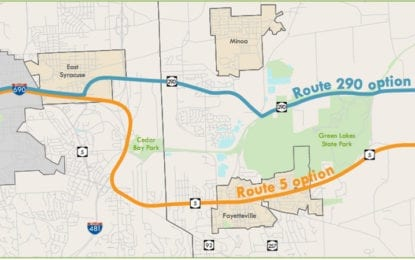 SMTC commences Route 5 use study in Fayetteville