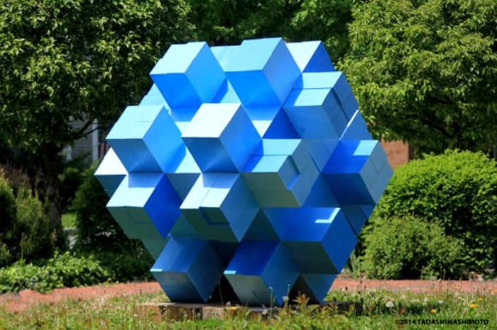 Cazenovia College to celebrate International Sculpture Day
