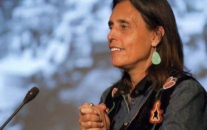 'I Am Oz' speaker series to welcome sustainability leader Winona LaDuke