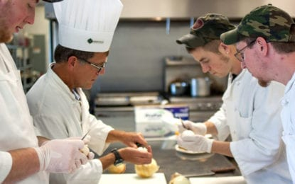 Morrisville State College professor receives Chef of the Year Award