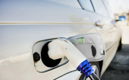 Electric car chargers to be installed in Lakeland Park