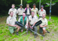 Scout Troop 61, fun and adventure