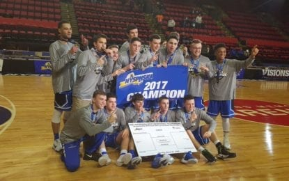 Westhill boys win third state title in four years