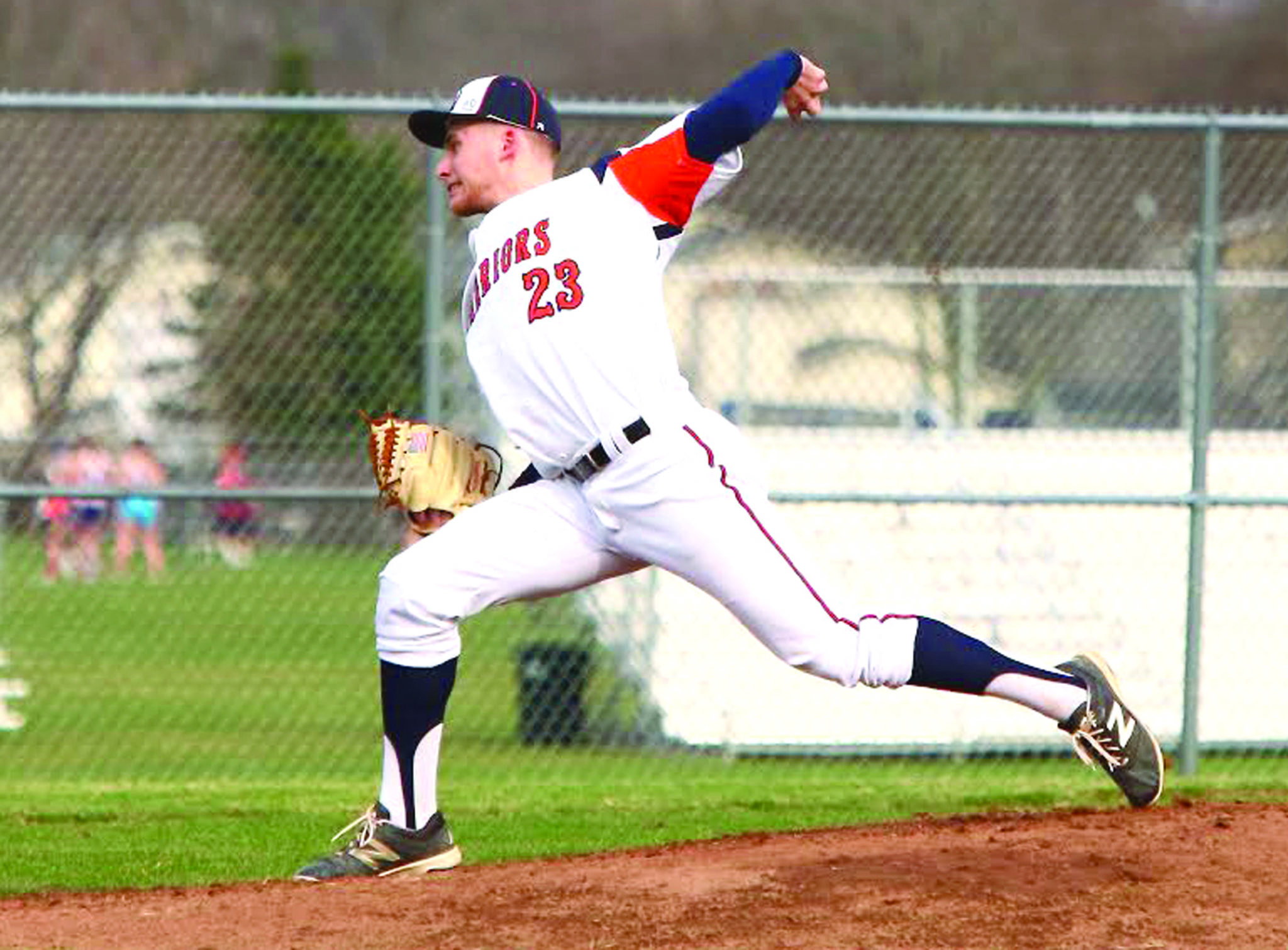 C-NS baseball starts 3-1; Liverpool sweeps Syracuse