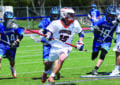 Boys lacrosse Warriors edge C-NS, 10-9