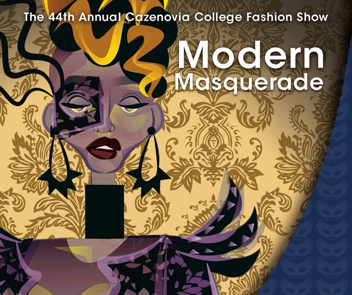 Cazenovia College to host 44th Annual Student Fashion Show at the Landmark Theatre