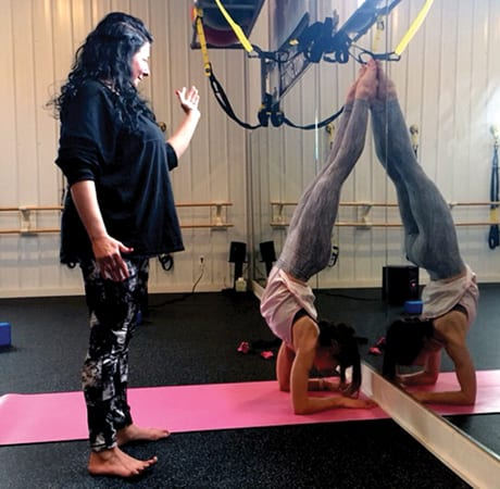 Local fitness studio expanding