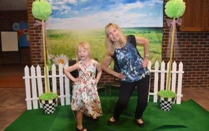 IC School Kindergarten Special Friends Day