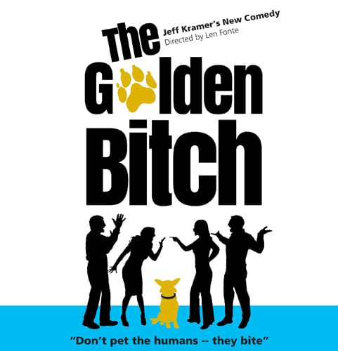 New play 'The Golden Bitch' to premiere Catherine Cummings Theatre