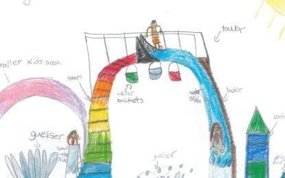 Splish, splash! Lysander seeks community feedback on spray park concept