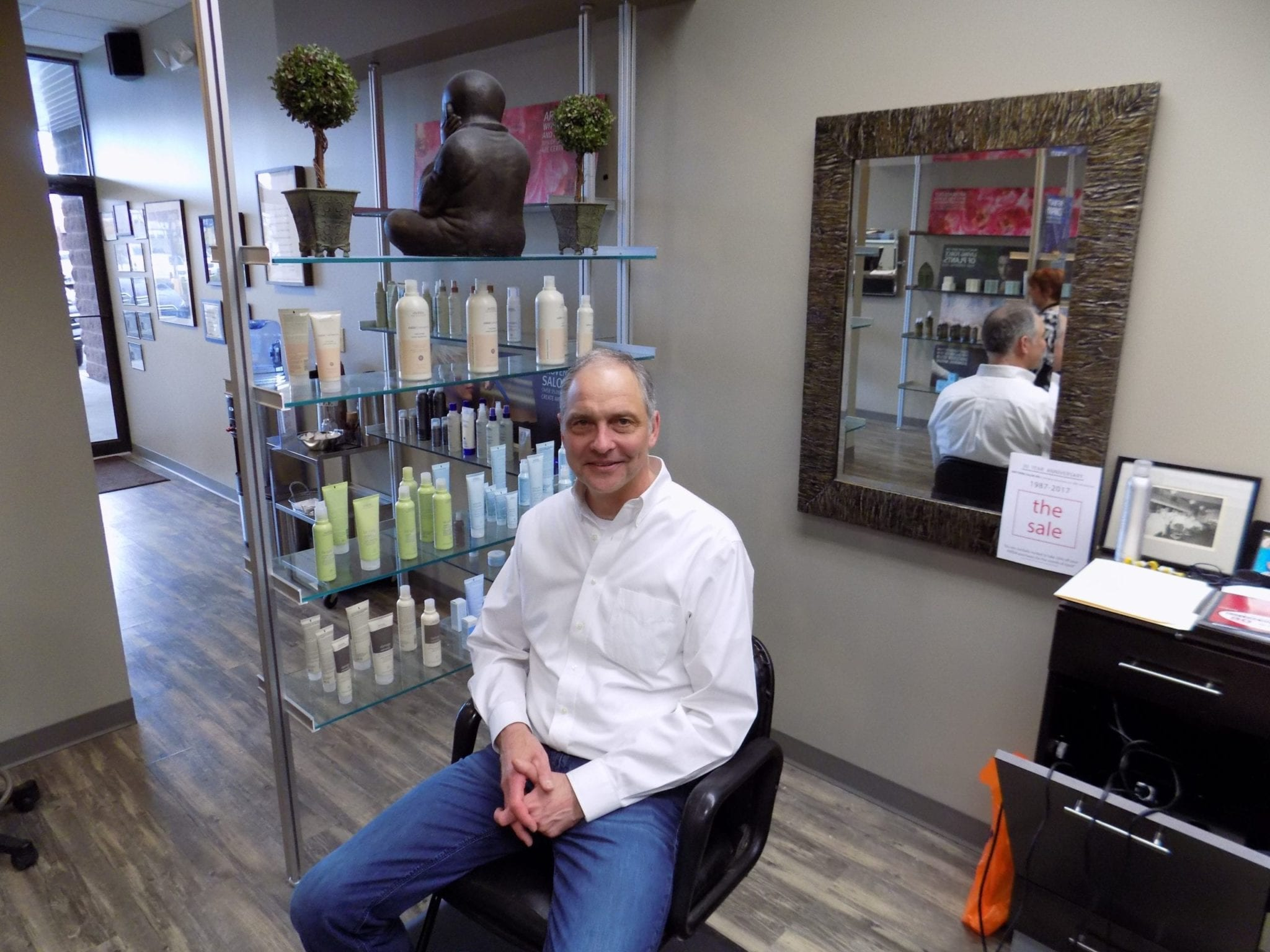 Matthews Salon Spa celebrates 30 years in business