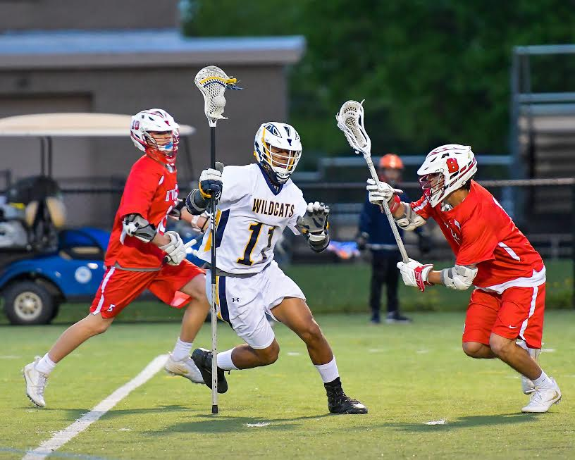 WG boys lacrosse edges C-NS, tops B'ville