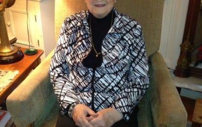 Carol K. Gridley, 90