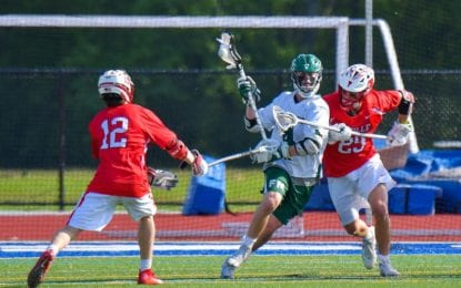Lacrosse Hornets ousted in controversial OT defeat