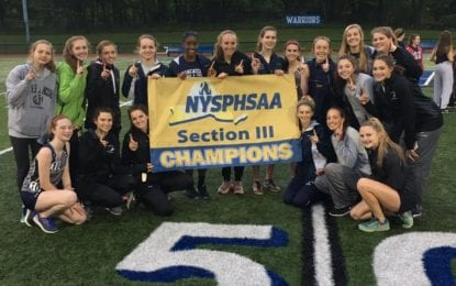 Track Lakers win fifth straight sectional title