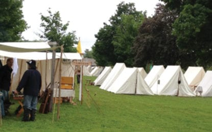 Civil War Weekend returns to Peterboro