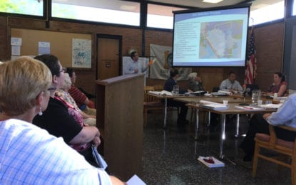 Manlius residents speak on proposed 14-acre solar array farm