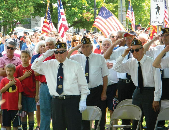 Schedule of events announced for this year's Memorial Day observance