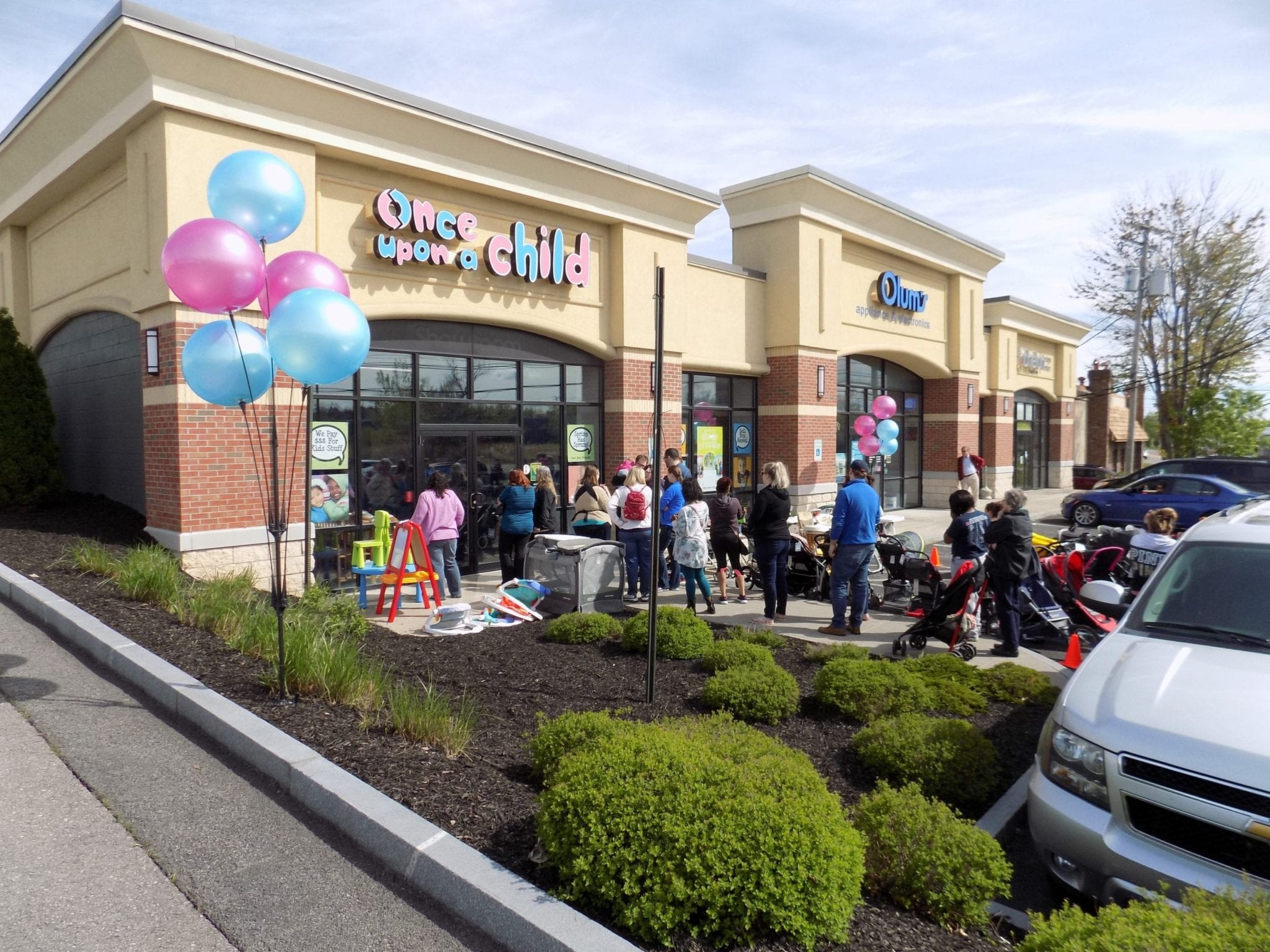 Eagle News Online – Once Upon A Child store opens on