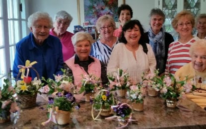 Onondaga Garden Club celebrates May Day