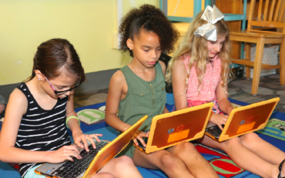 Teaching with tech: LCSD launches one-to-one technology initiative