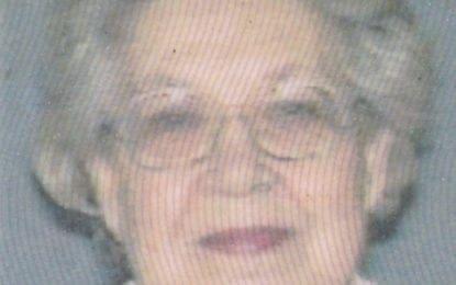 Hazel G. Scherbert, 93: Lived in Venezuela for a decade