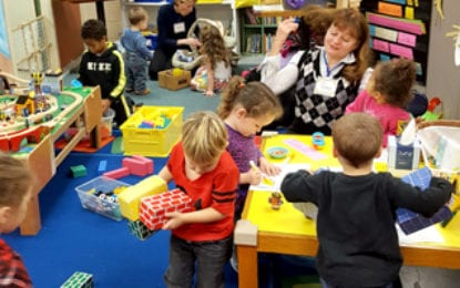CazCares story room receives grant
