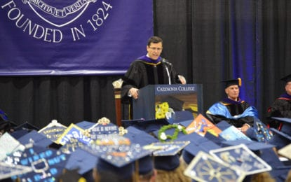 Cazenovia College celebrates commencement