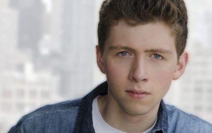 Singer Nick Ziobro returns home to star in 'Bye, Bye, Birdie'