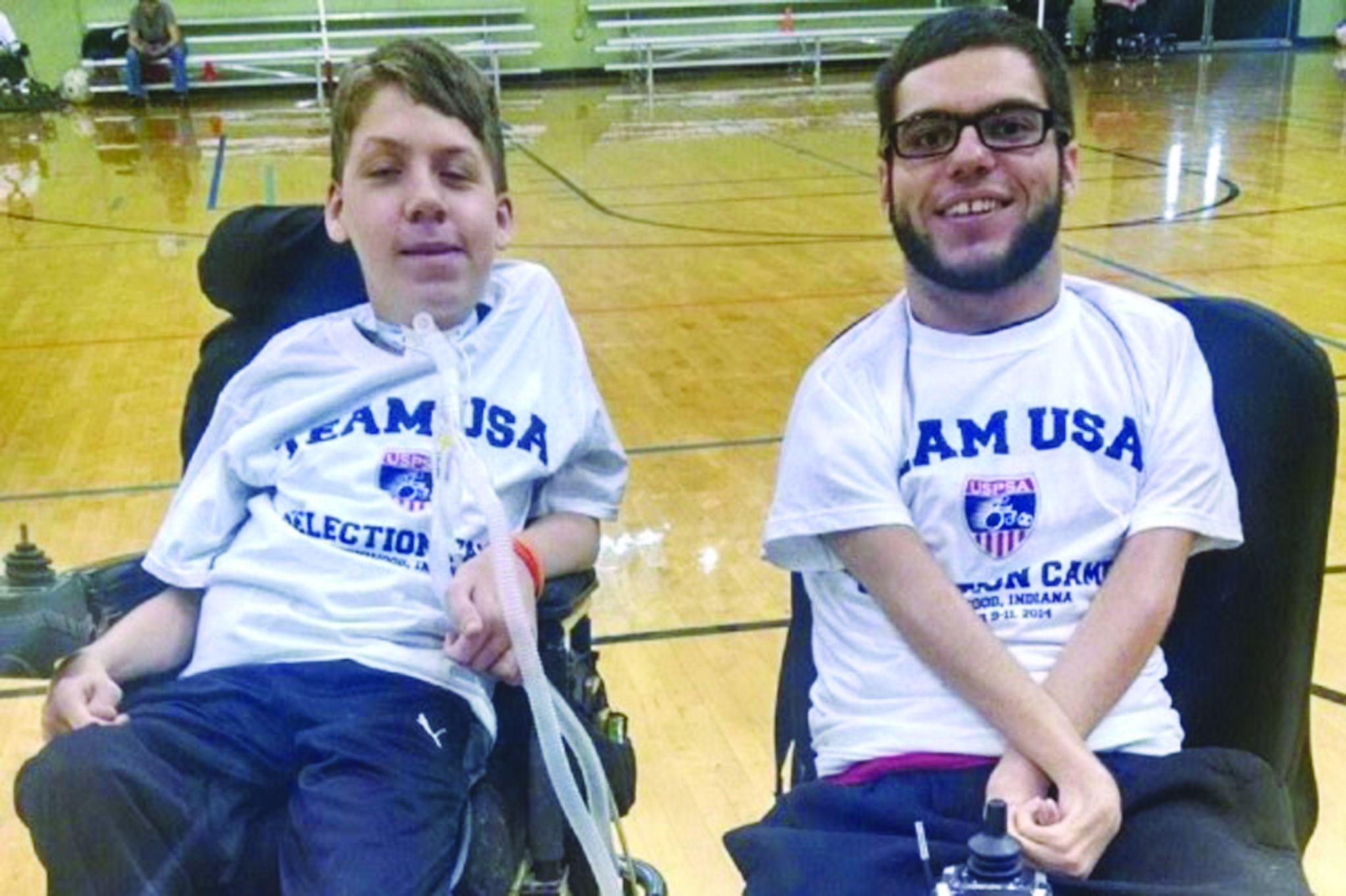 Local athletes part of United CNY