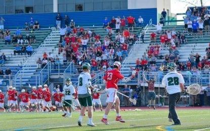 Lacrosse Bees top F-M in OT in sectional semis