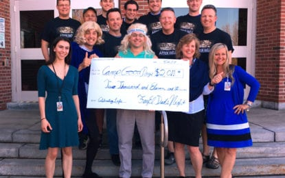Dad's Night' raises $2,011 for Camp Good Days