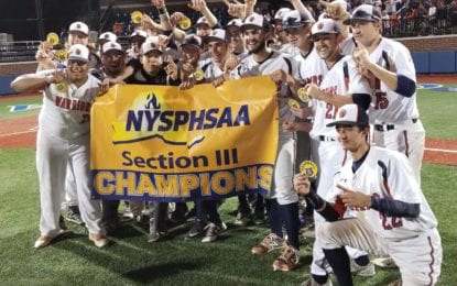Liverpool baseball claims sectional Class AA title