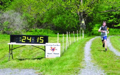 Manlius 11-year-old wins sixth Annual Carriage Trail Run