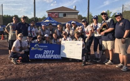 Bearcats win first state softball title in 31 years