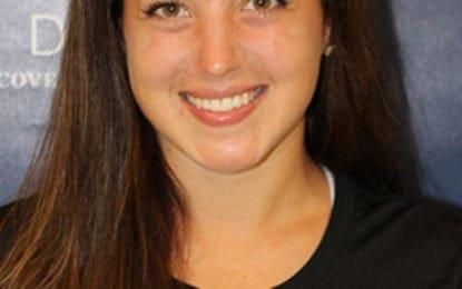 Gamlen named SUNY Chancellor Scholar-Athlete