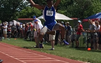 C-NS's Willis brings home state track titles