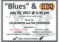 Blues & BBQ event coming to Fayetteville Limestone Plaza July 20
