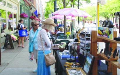 Curbstone Festival, sales and more
