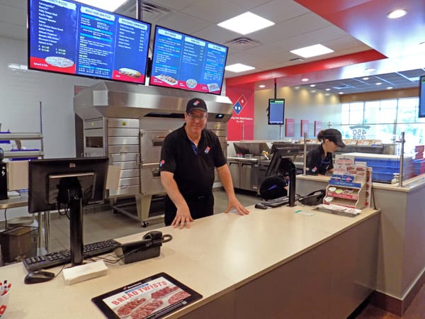 Domino's Pizza opens location in Manlius